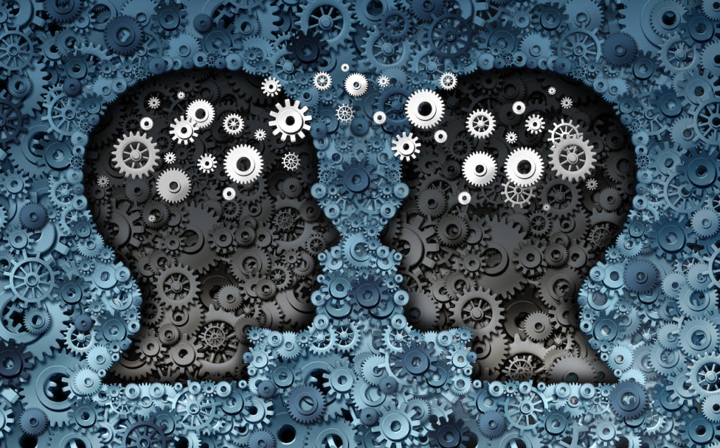 neuroscience of two brains making connections learning