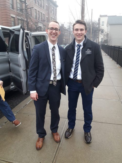 English teacher missionary in Mexico